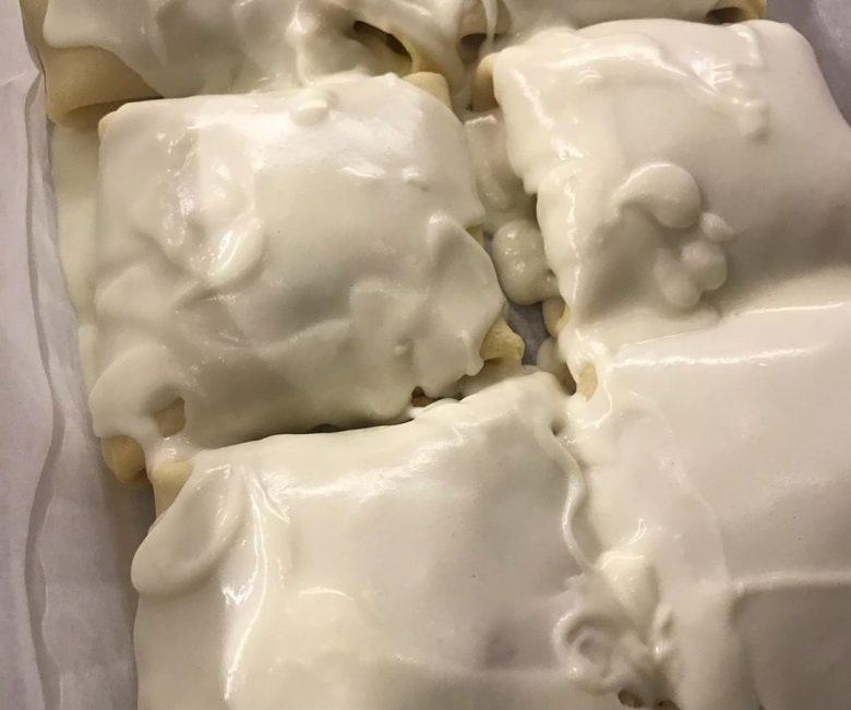 Tavuklu Krep Bohçası