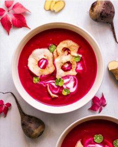 Patatesli̇ Pancarlı Çorba